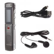 C97 OEM J809 цифровой диктофон мини 8Гб встроенной памяти + mp3