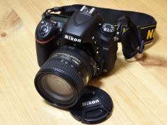 Nikon D750 DSLR камера с объективом 24-120 мм
