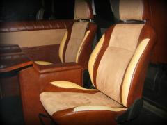 Тюнинг Внутренний Переоборудование обшивка Опель Виваро Рено Трафик Opel Vivaro Re